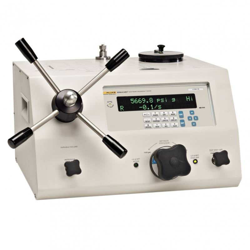 E-DWT-H Electronic Hydraulic Deadweight Tester