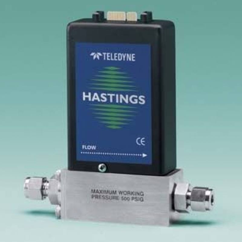 Hastings HFM-200 / HFC-202 Low Capacity Flowmeters and Controllers