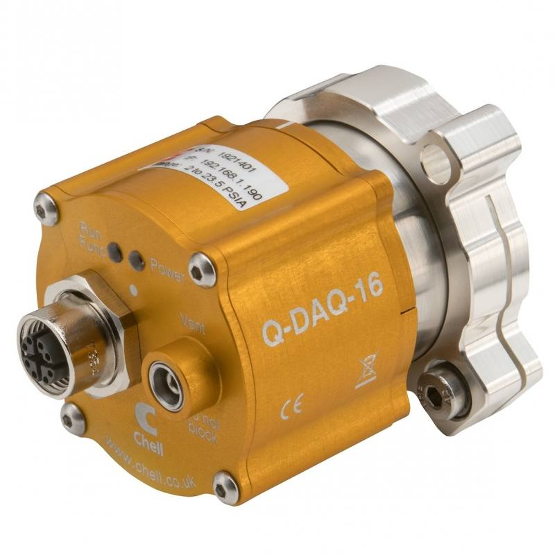 Q-Daq High Performance Industrial Pressure Scanner