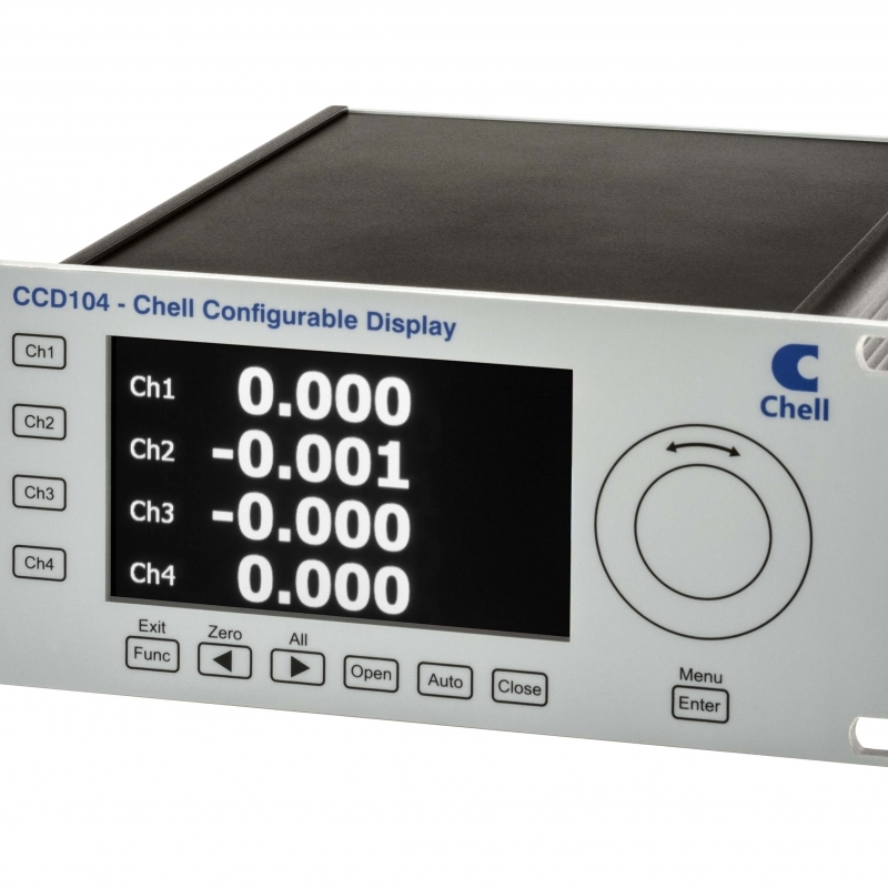 CCD104 Four Channel Display / Controller