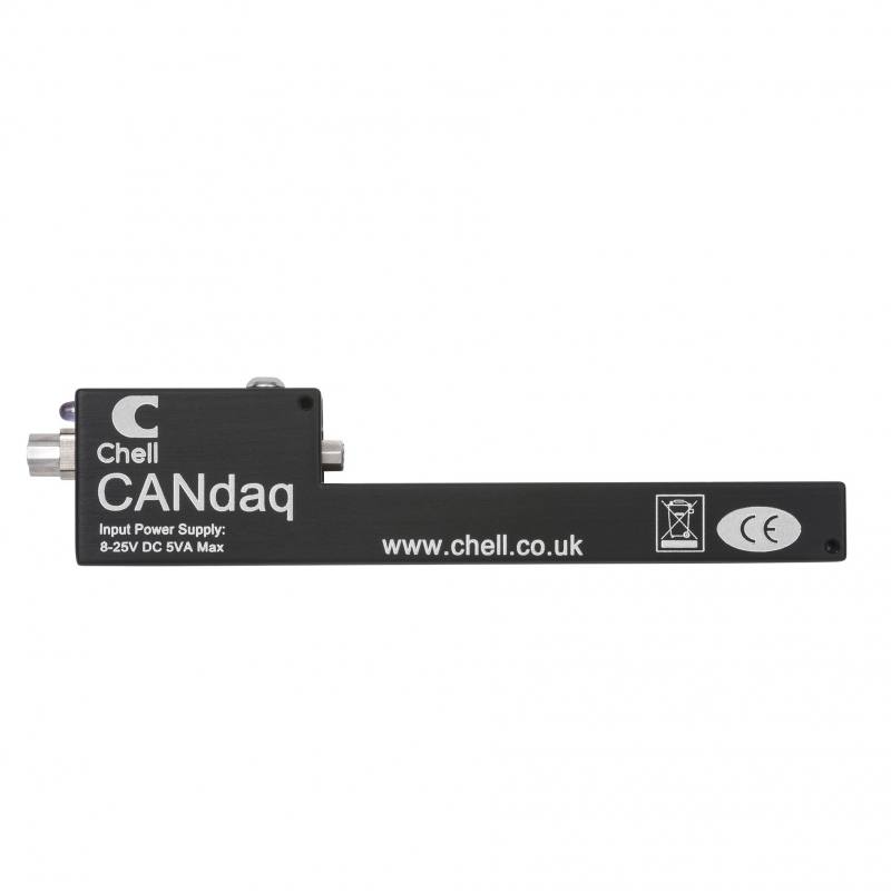 CANdaq5 - Stand alone version of the MicroDaq2