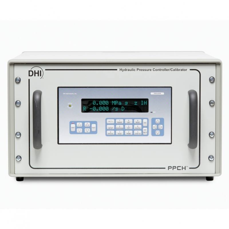 PPCH Automated Hydraulic Pressure Controller/Calibrator