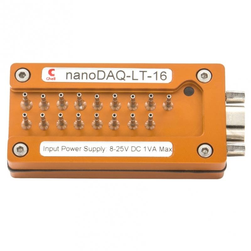 nanoDaq-LT - Low Cost multi-point pressure measurement