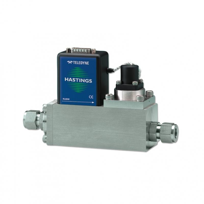 Hastings HFM-301 / HFC-303 Medium Capacity Flowmeters and Controllers
