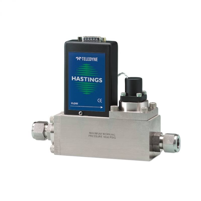 Hastings HFM-201 / HFC-203 Medium Capacity Flowmeters and Controllers