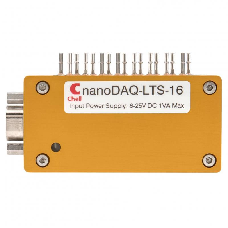 nanoDaq-LTS - 16 and 32 Channel Slim Line Pressure Scanner