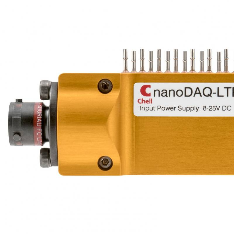 nanoDaq-LTR - 16 Channel Low Cost Miniature Smart Pressure Scanner